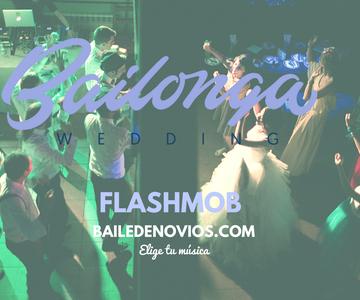 Flashmob personalizados para boda