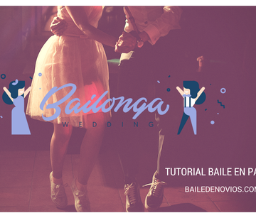 Baile de novios: Baile en pareja