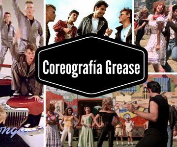 Coreografía Grease Flashmob