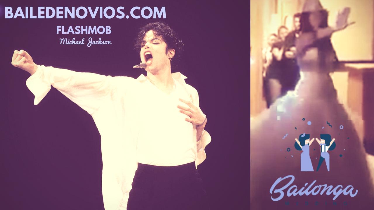Flashmob Michael Jackson