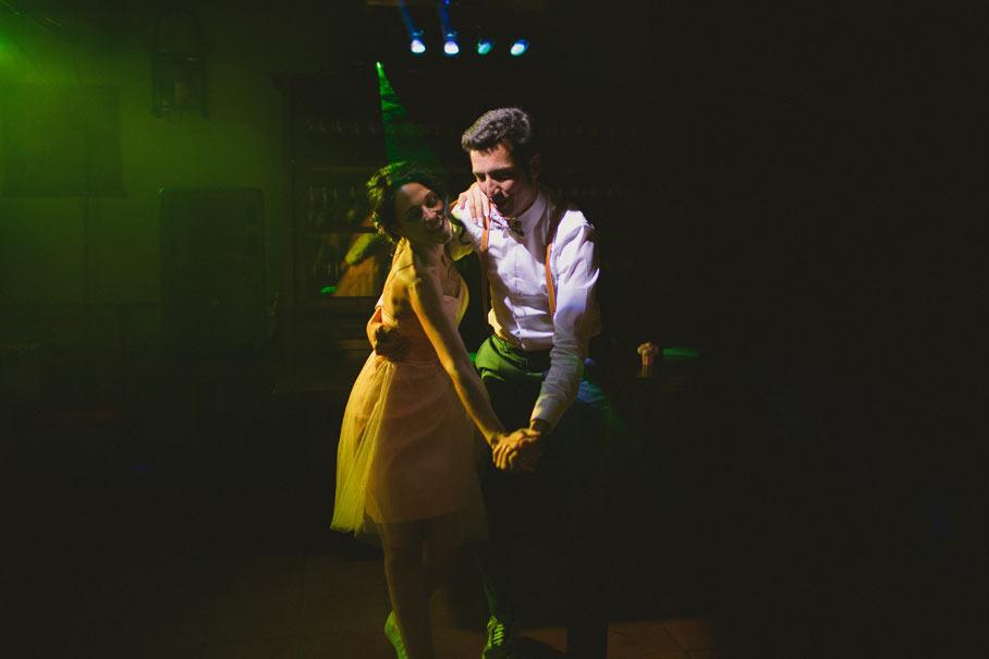bailes de bodas