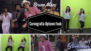 coreografía Uptown funk Bruno Mars Flashmob