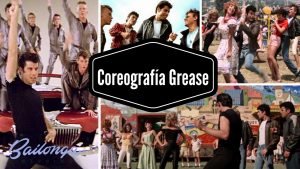 Coreografia Grease Flashmob