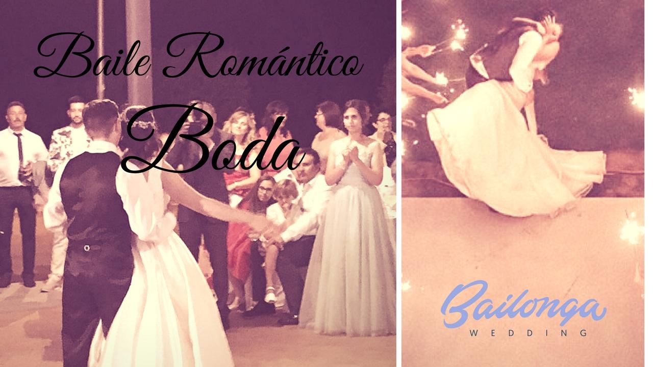baile boda romantica