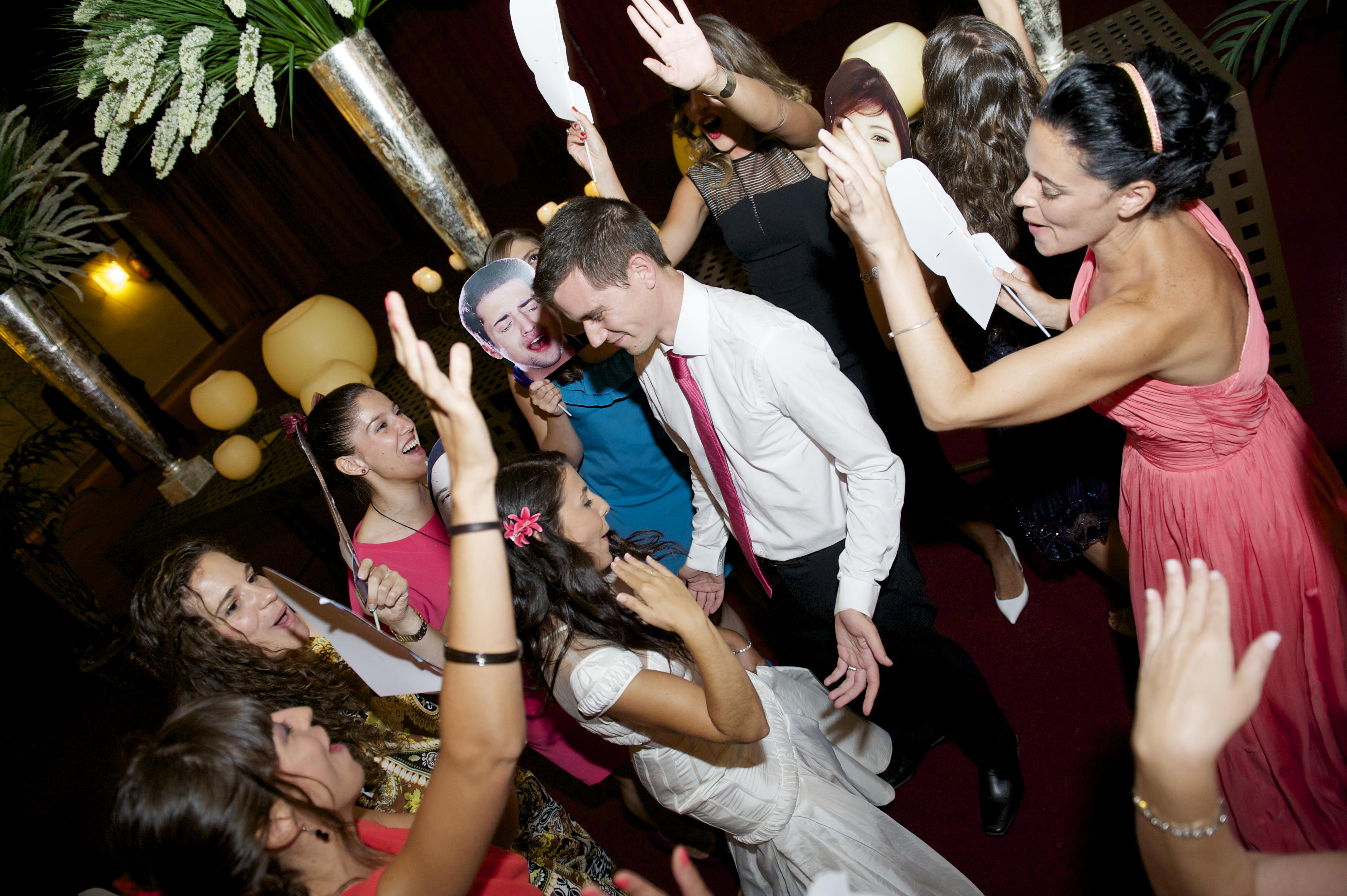 baile sorpresa para los novios