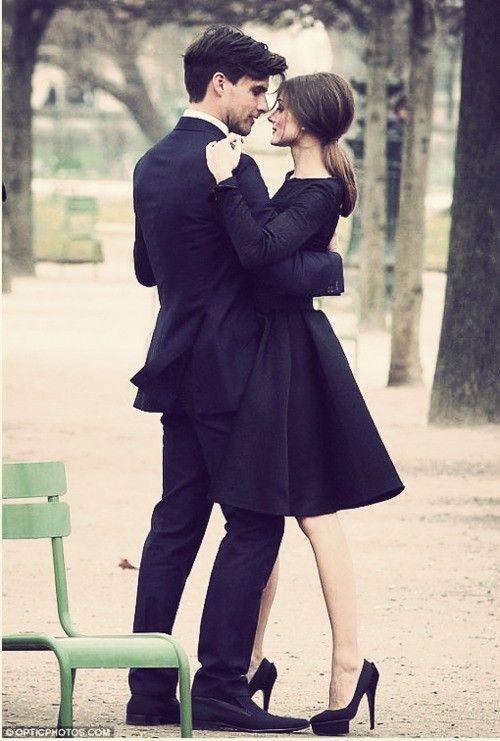 baile pareja