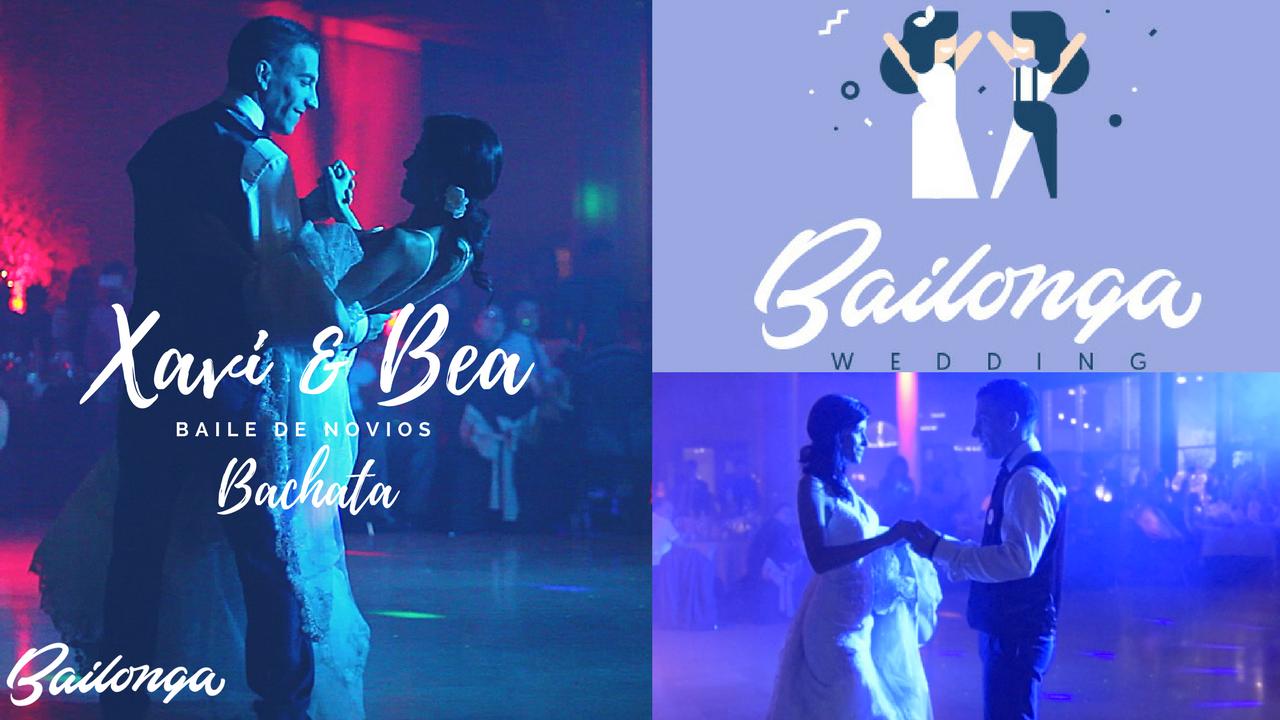 Baile de novios Bea y Xavi bachata