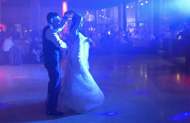 baile para novios bachata