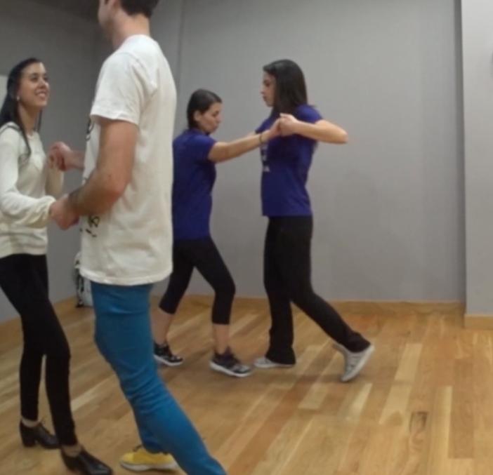 Clases baile novios en Madrid