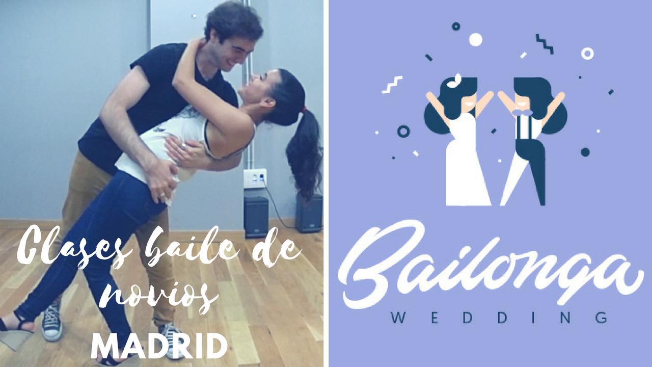 Clases baile de novios Madrid