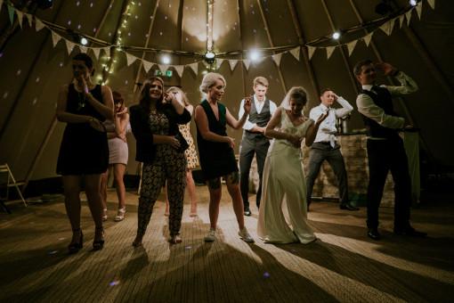 flashmob boda amigos