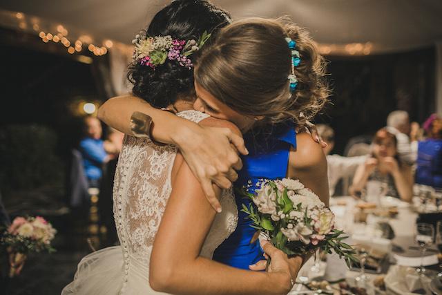 6 ideas para entregar ramo novia