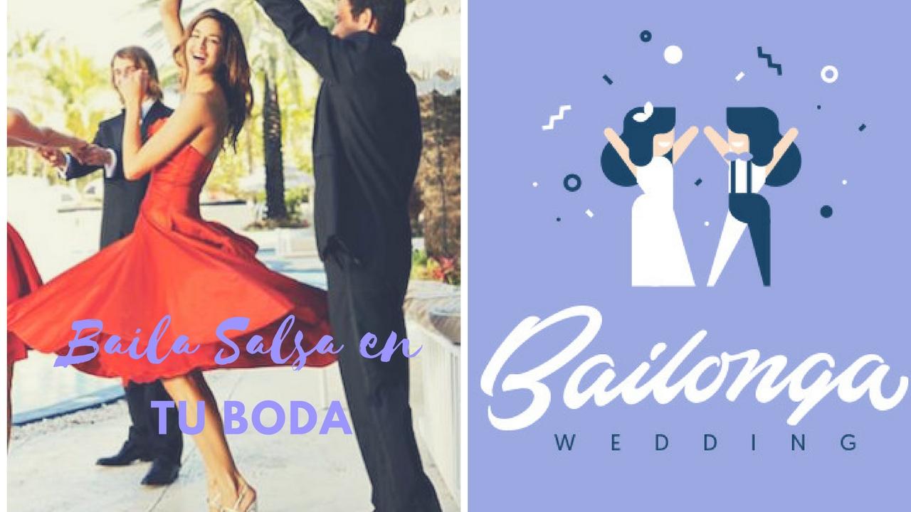 baila salsa en tu boda