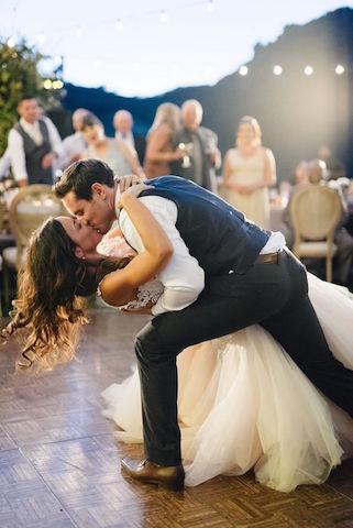 baile boda novios