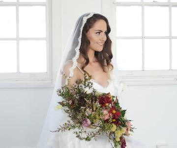 9 accesorios que puedes llevar con tu vestido de novia