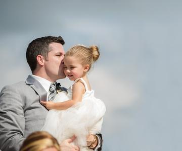 Las 10 mejores maneras de incluir niños o mascotas en tu boda