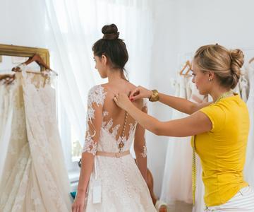 Vestido de novia de segunda mano: Consejos