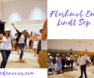 Team Building Flashmob Baile Lindt
